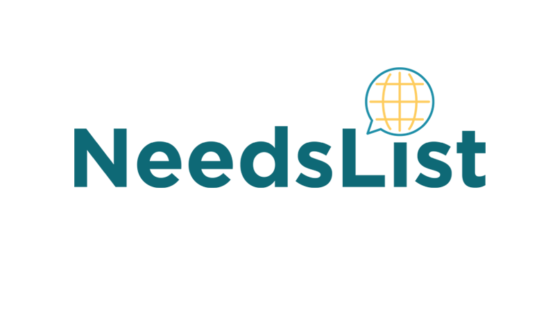 NeedsList logo.